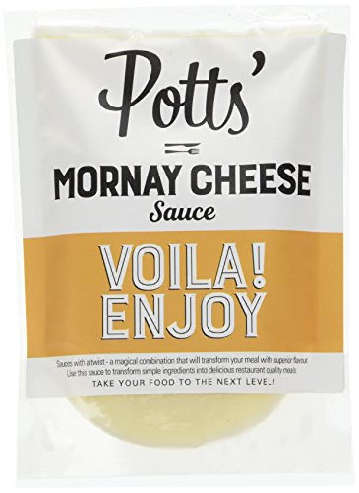 Potts Mornay Cheese Sauce 250 g
