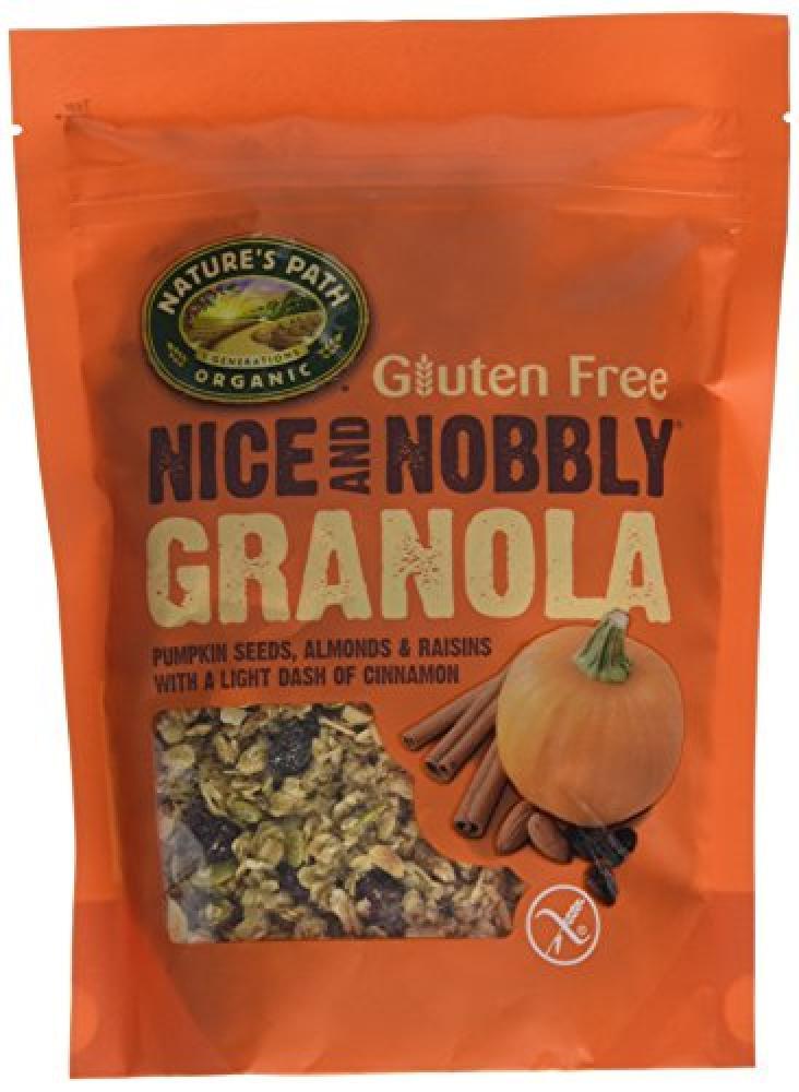Natures Path Pumpkin Seed Raisin and Almond Granola 312 g