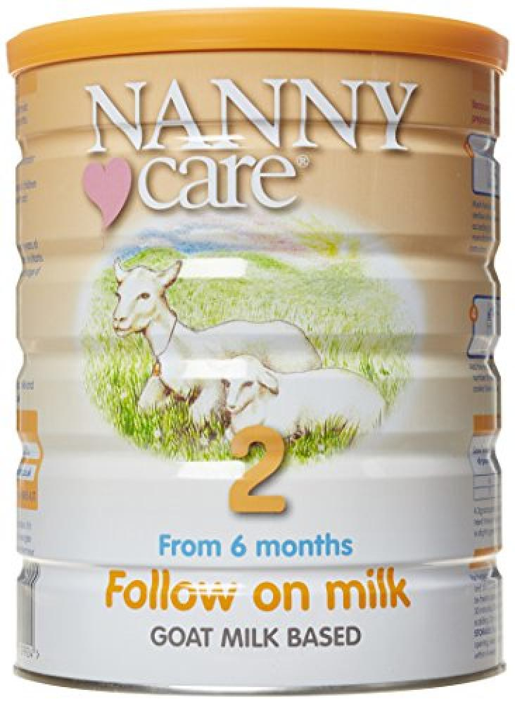 Nanny Care Stage 2 Follow On Milk From 6 Months 900g