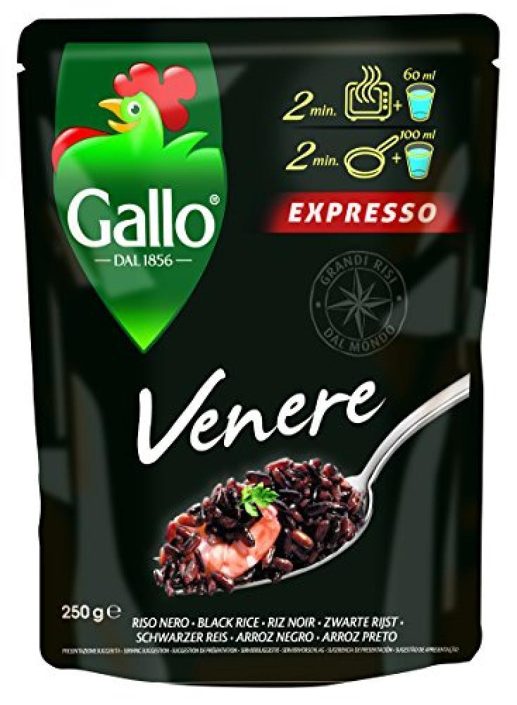 Gallo Riso Venere Expresso 250g