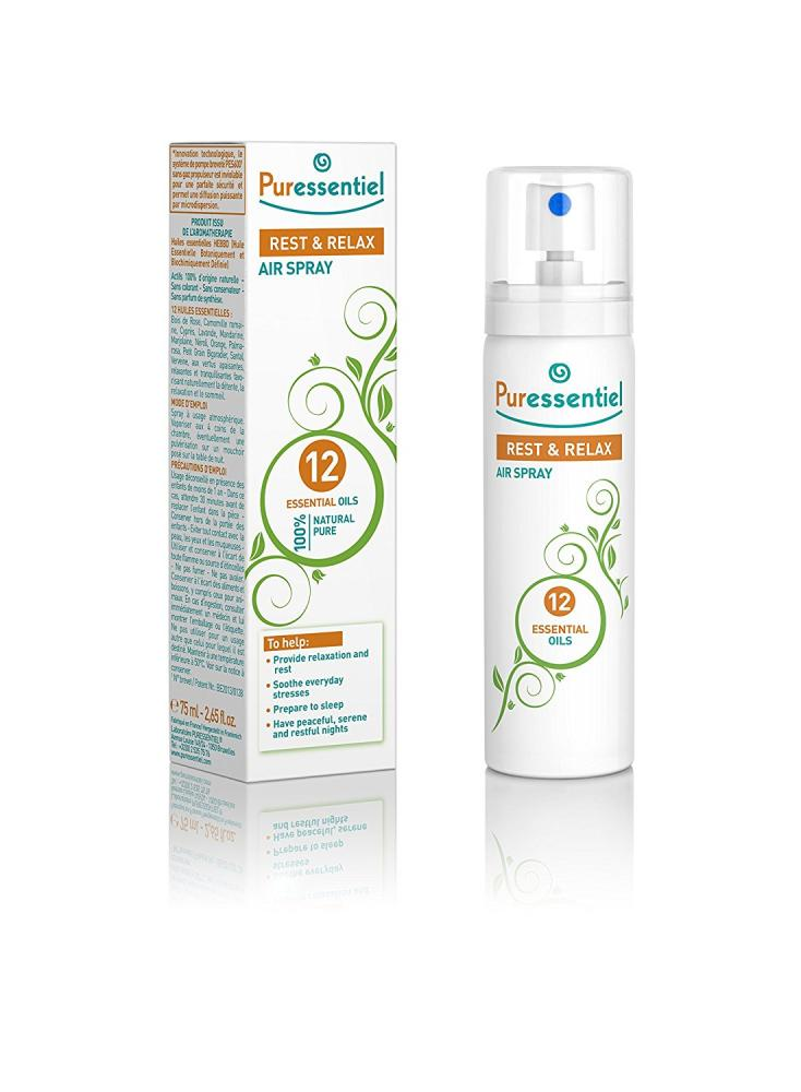 Puressentiel Rest and Relax Air Spray 75 ml