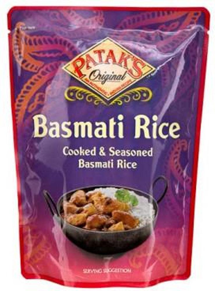 Pataks Basmati Rice 250g