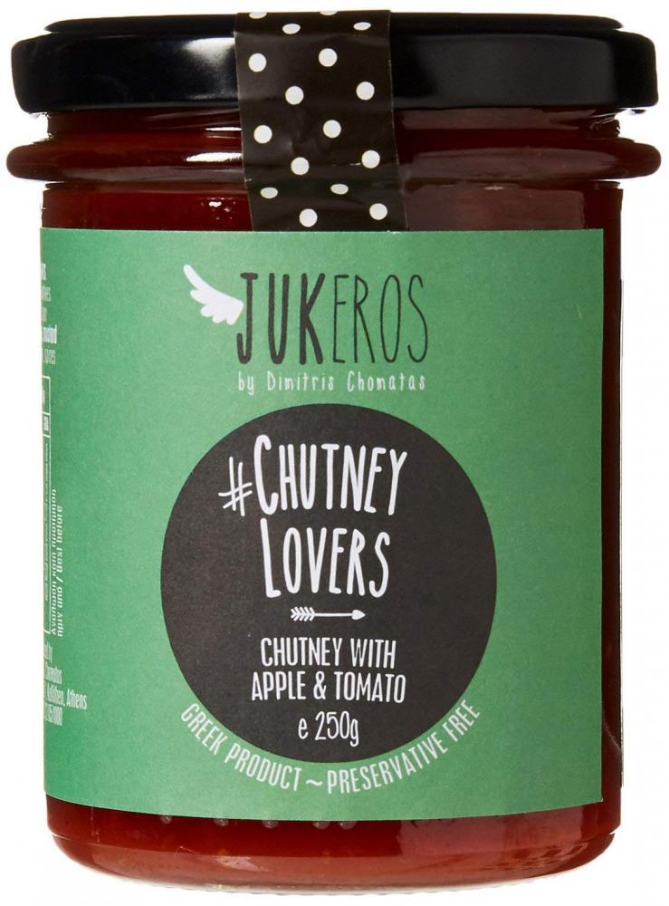 Jukeros Apple and Tomato Chutney Lovers 250 g