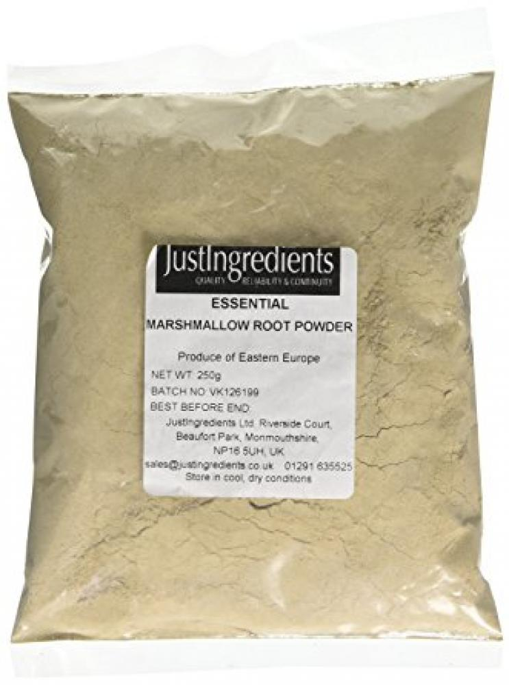 JustIngredients Essential Marshmallow Root Powder 250 g