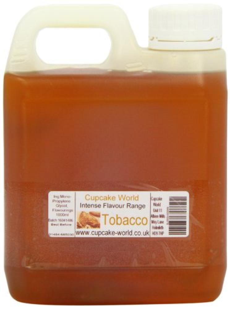 Cupcake World Intense Food Flavouring Tobacco 1 Litre