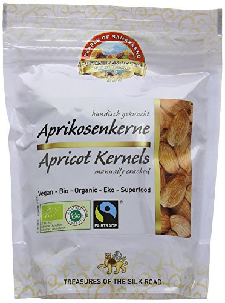 Pearls Of Samarkand Organic Apricot Kernels 100 g