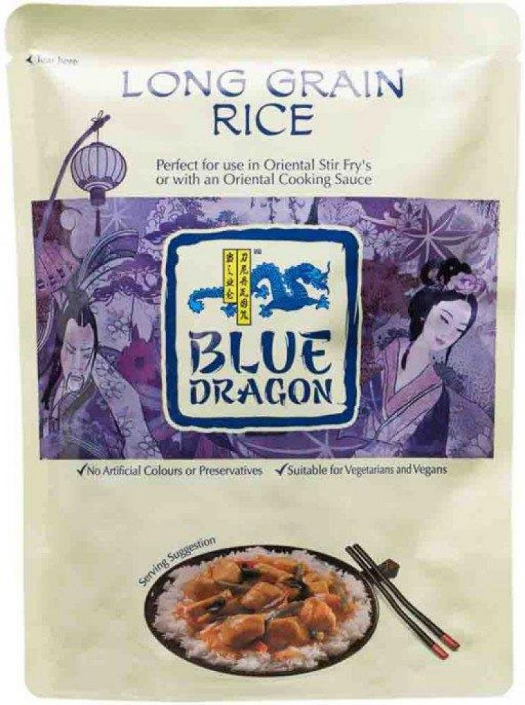 Blue Dragon Long Grain Rice 250g