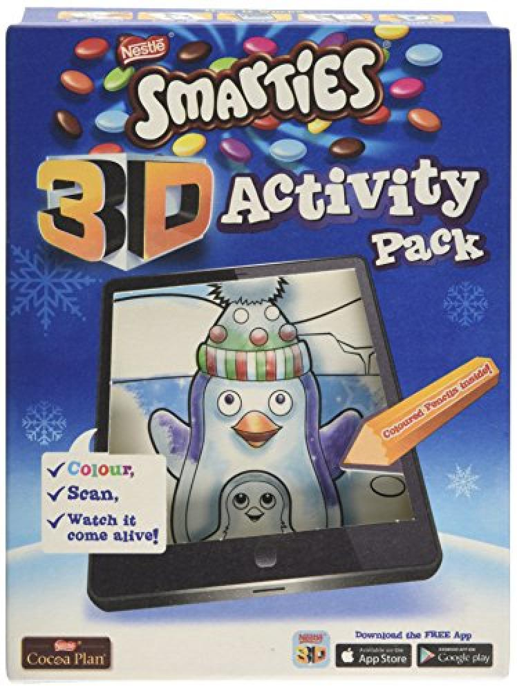 Smarties Discovery Pack 1362 g