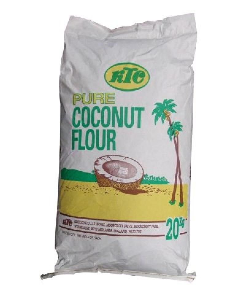 FURTHER REDUCTION  KTC Coconut Flour 20Kg
