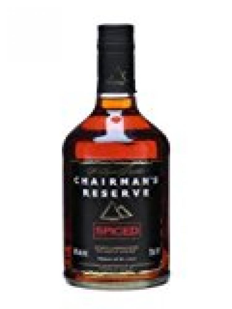 Chairmans Reserve Spiced Original Rum 700ml
