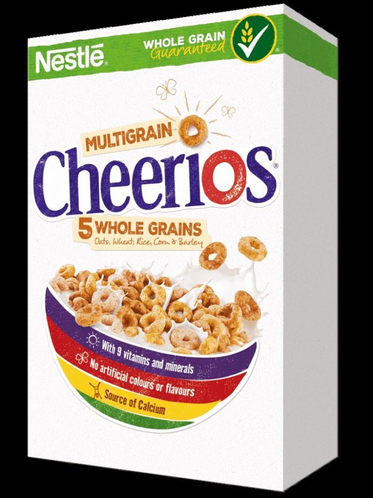 Nestle Multi Cheerios 375g