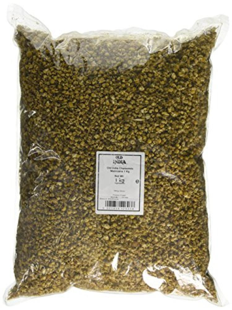 Old India Chamomile Matricaria 1 kg