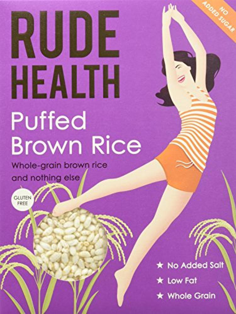 Rude Health Puffed Rice 225 g