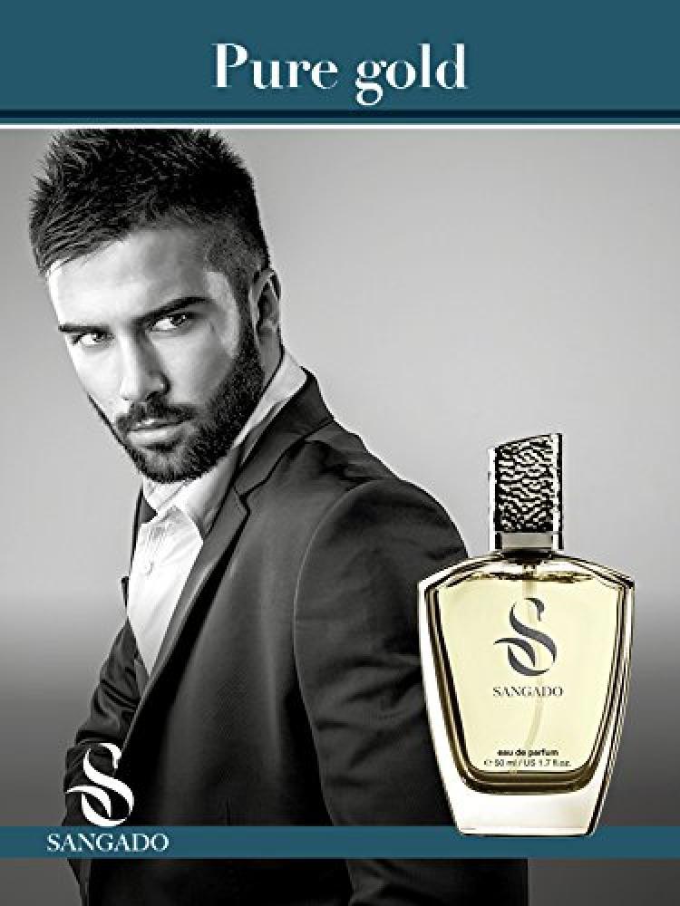 Sangado Pure Gold Perfume Spray for Men 50 ml