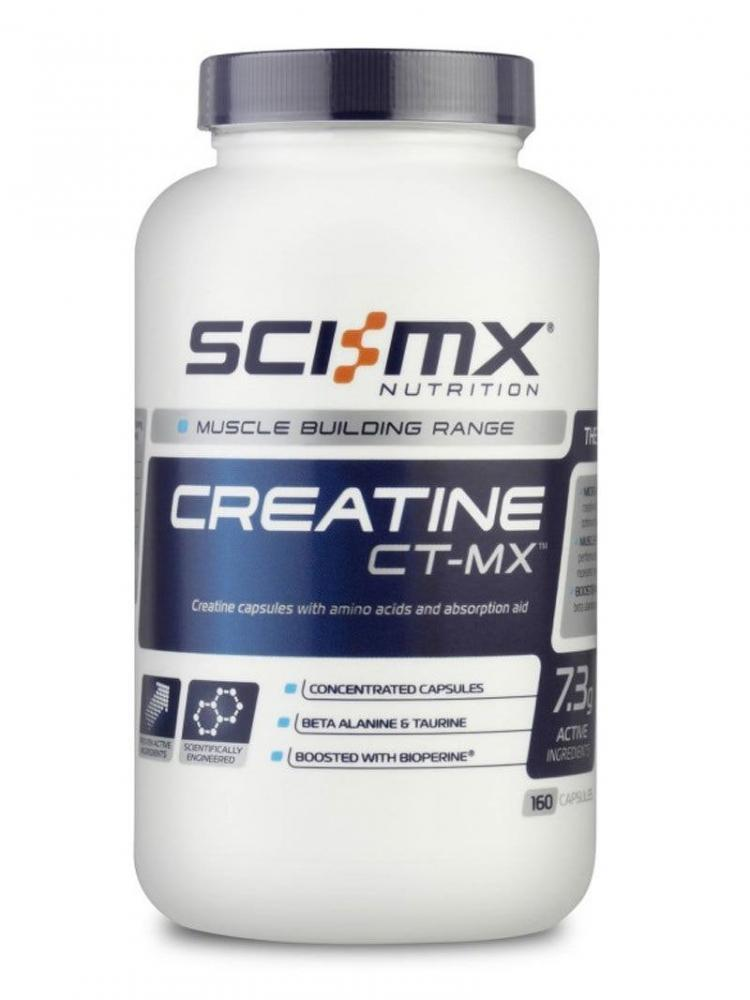 SCI-MX Nutrition Creatine CT-MX 160 Capsules