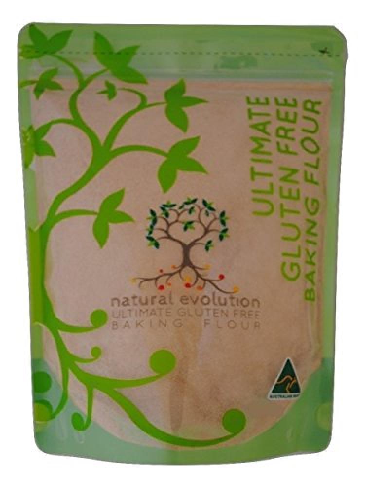 Ultimate Gluten Free Green Banana Flour 500 g