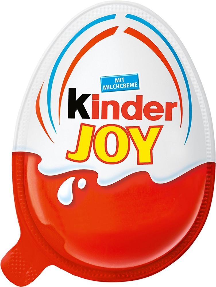Kinder Joy With Surprise 20g | Approved Food