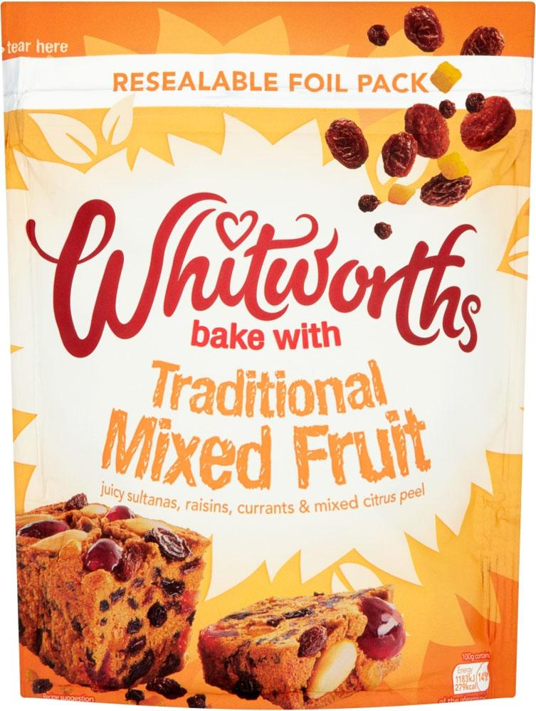 Whitworths Traditional Mixed Fruit 350 g