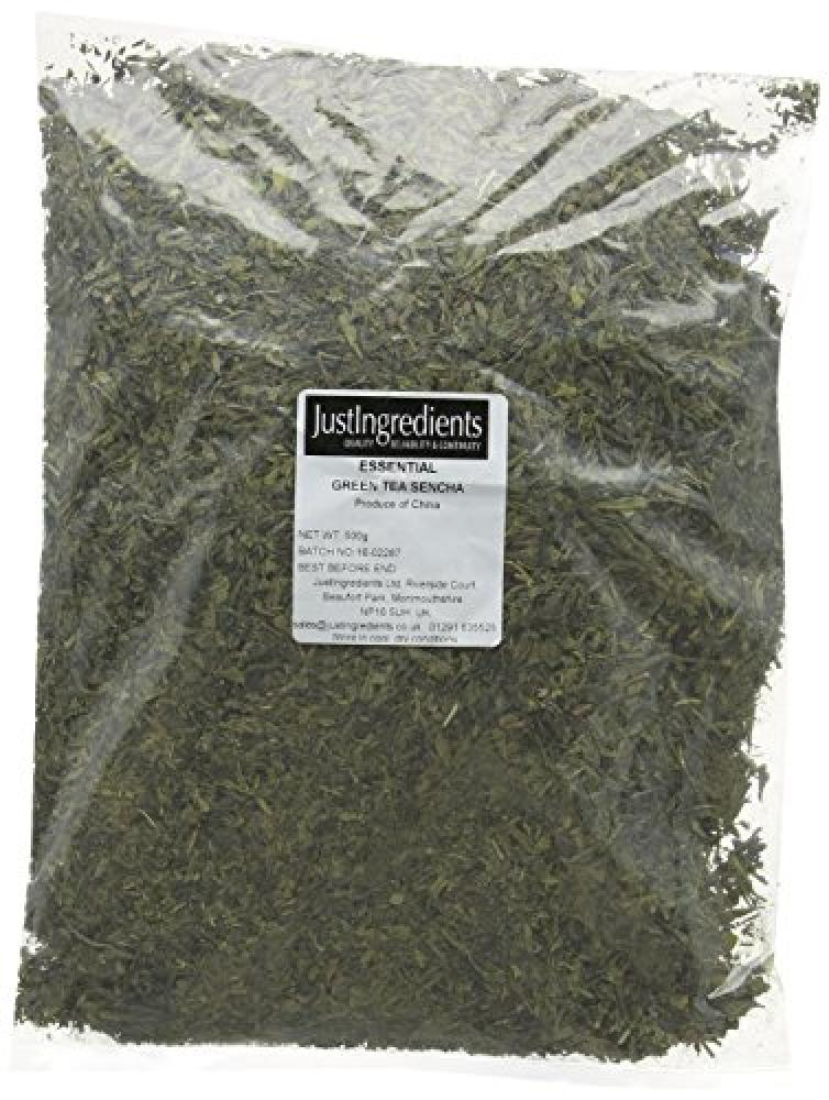 JustIngredients Essential Green Tea Sencha 500g