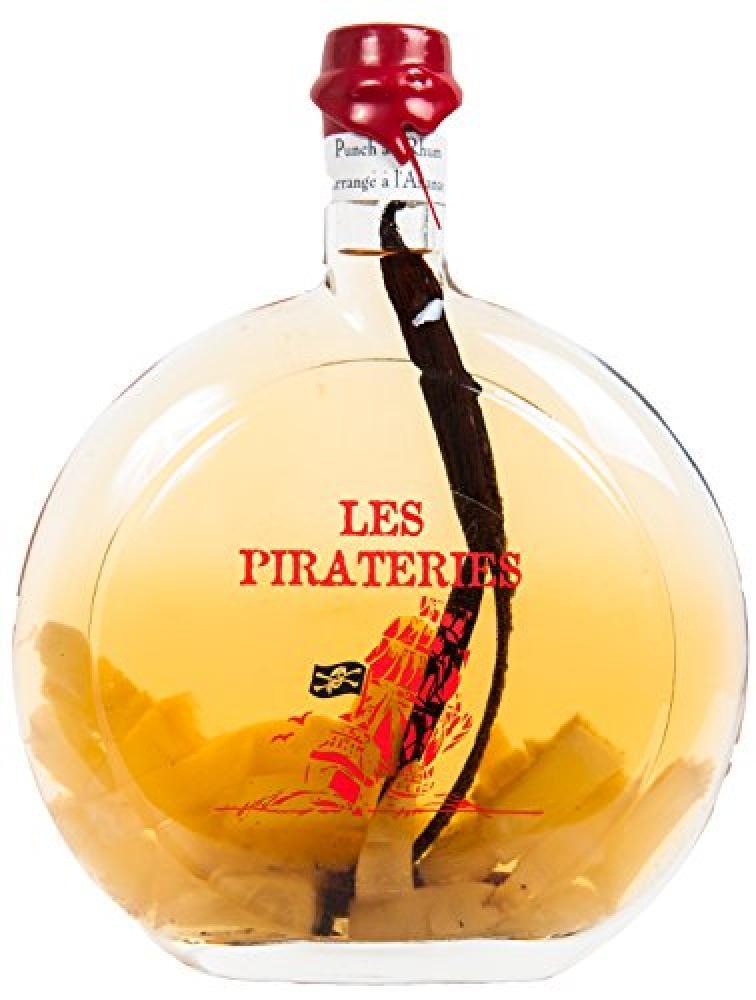 Fisselier Pirateries Pineapple Rum Punch Liqueur 50 cl