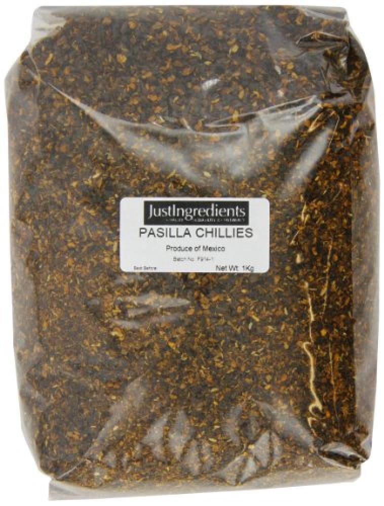 FURTHER REDUCTION  Just Ingredients Essential Pasilla Chillies Loose 1 Kg