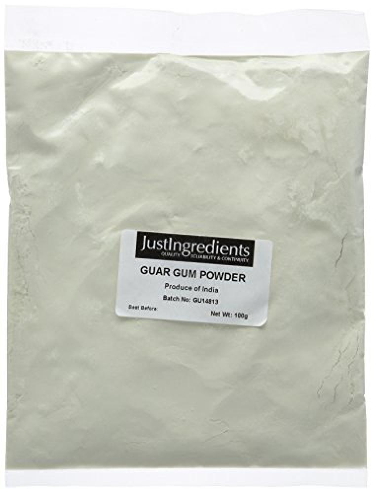 JustIngredients Essential Guar Gum Powder 100 g