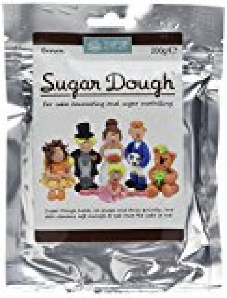 Squires Kitchen Brown Sugar Dough 200 g