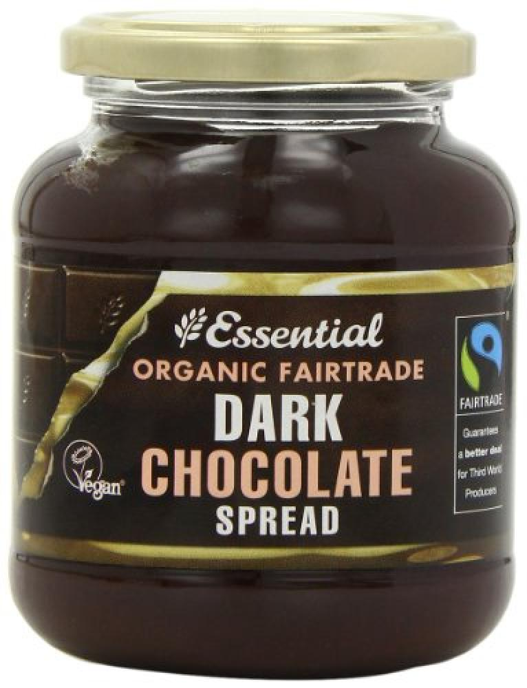 Essential Trading Organic Dark Chocolate Spread 400 g