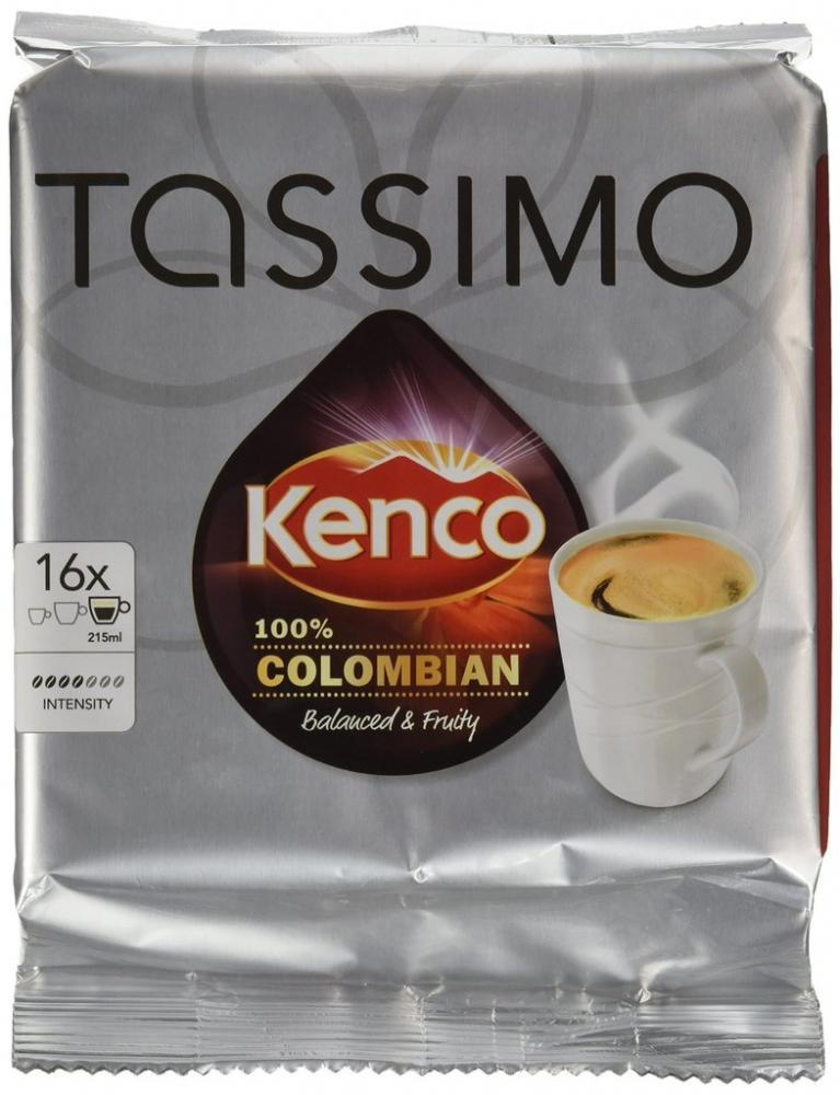 Tassimo Kenco Colombian 16 T DISCs