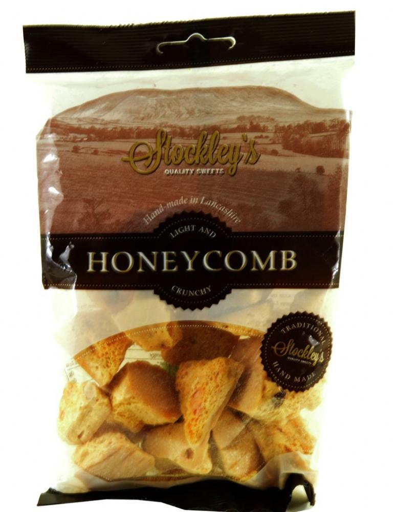 Stockleys Honeycomb 150g