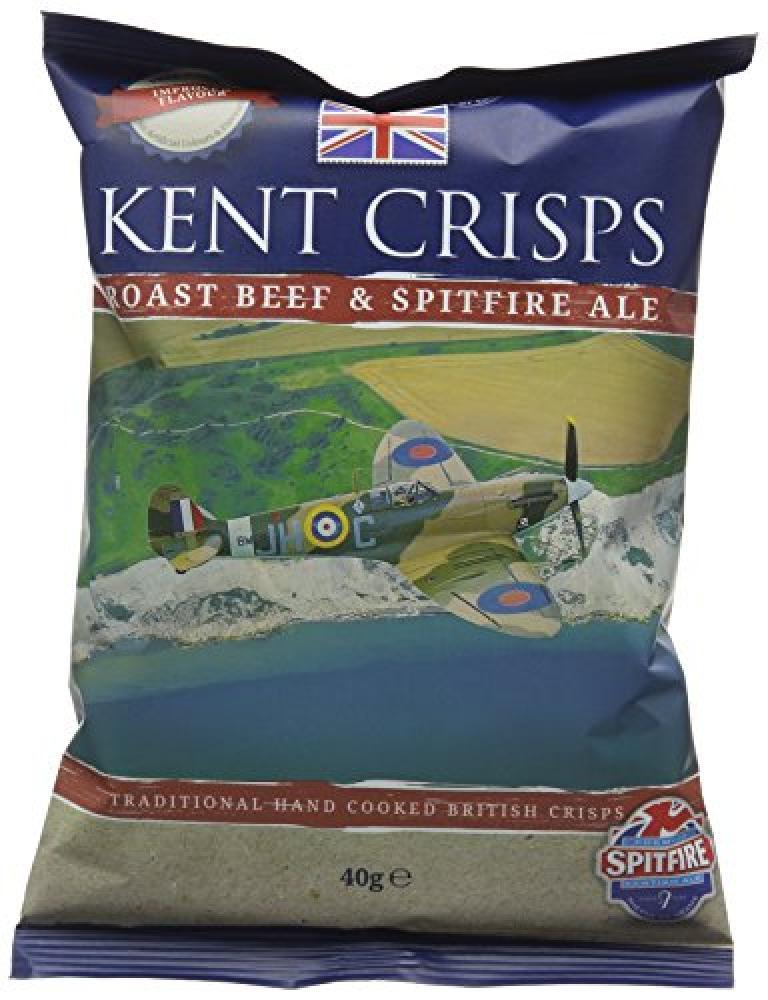 Kent Roast BeefSpitfire Ale 40g