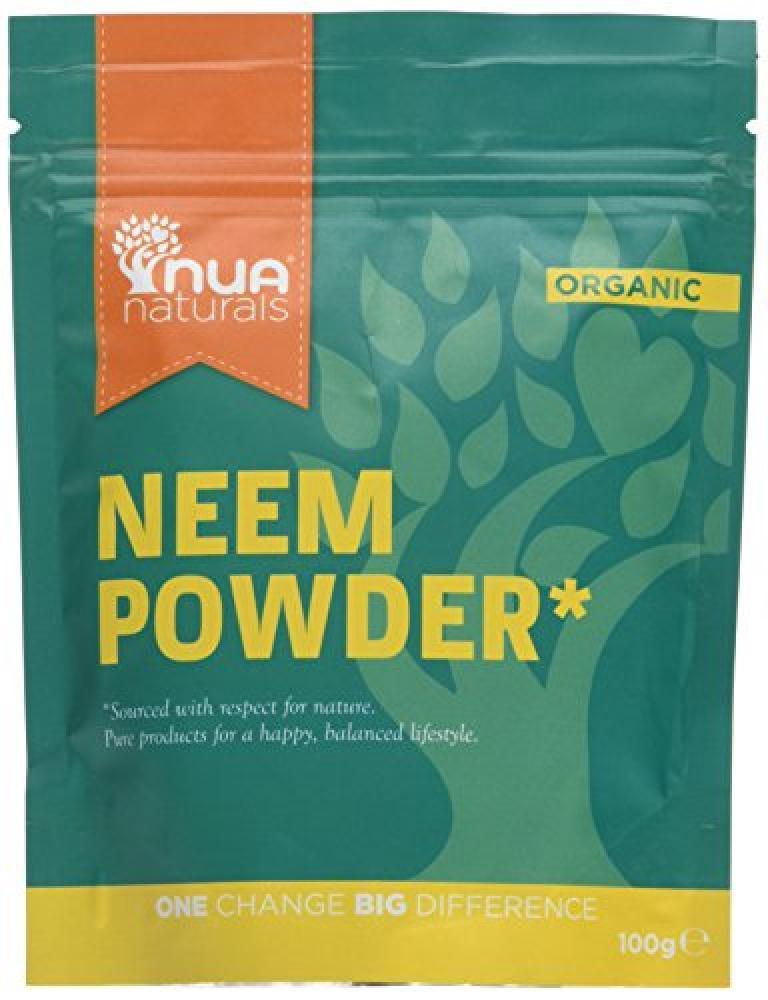 Nua Naturals Organic Neem Powder 100 g