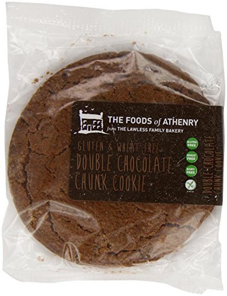 The Foods Of Athenry Double Chocolate Chunk Cookie 60g