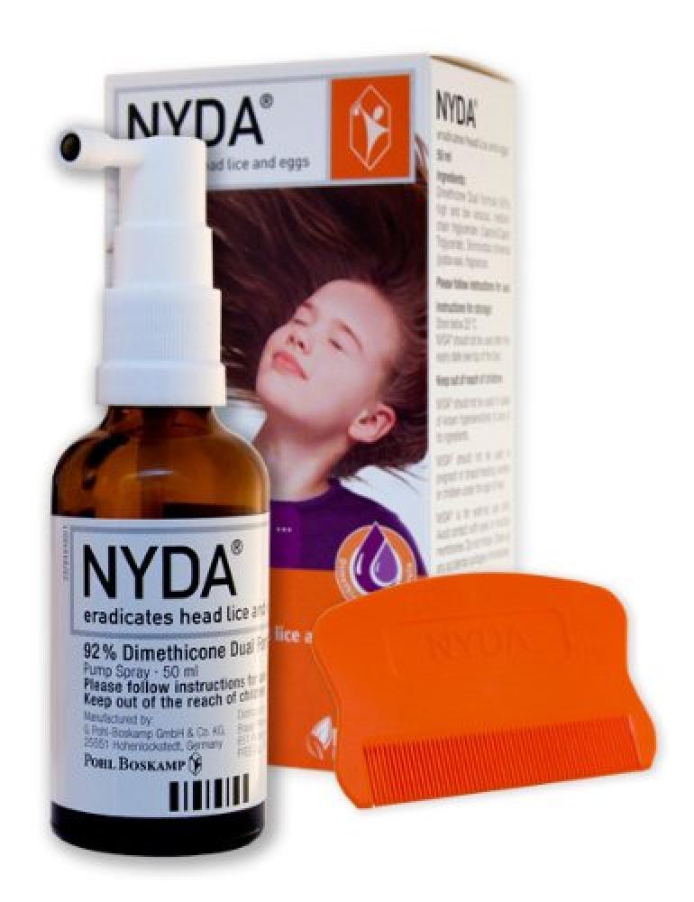 NYDA 50ml (92 Dual Formula Dimeticone)