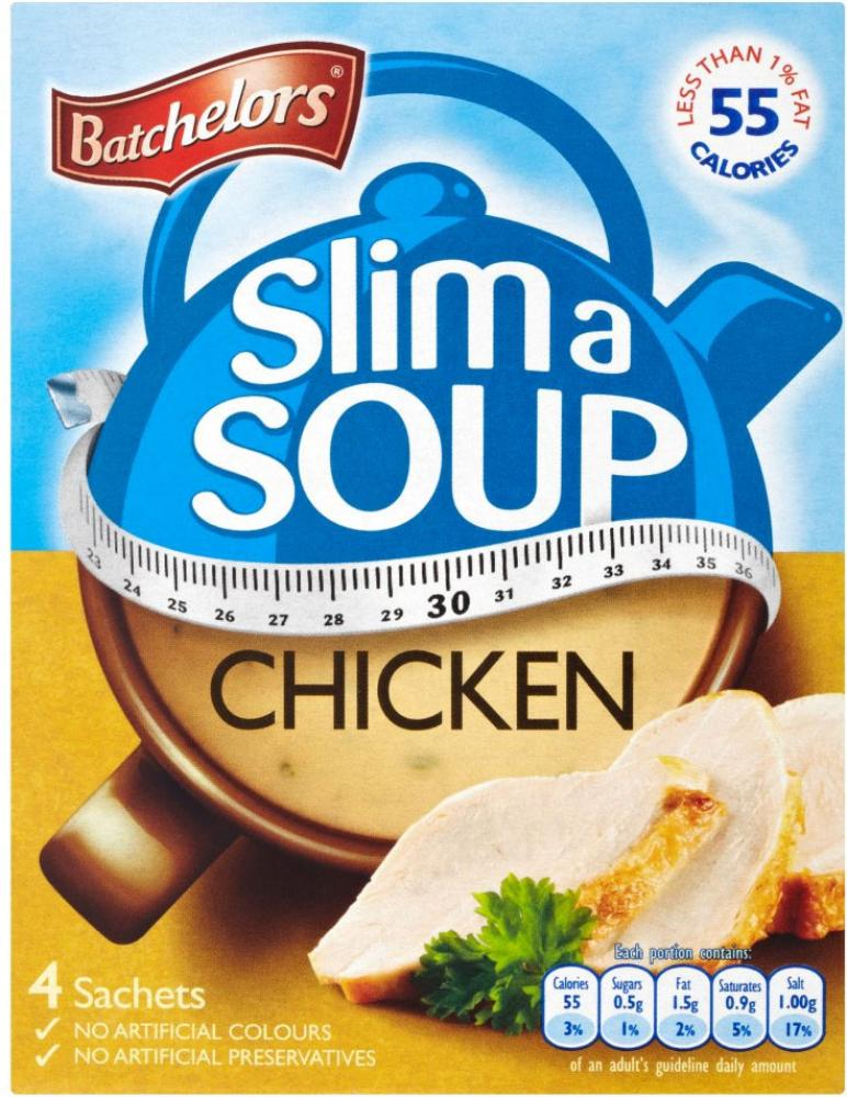 Batchelors Slim A Soup Chicken 50g
