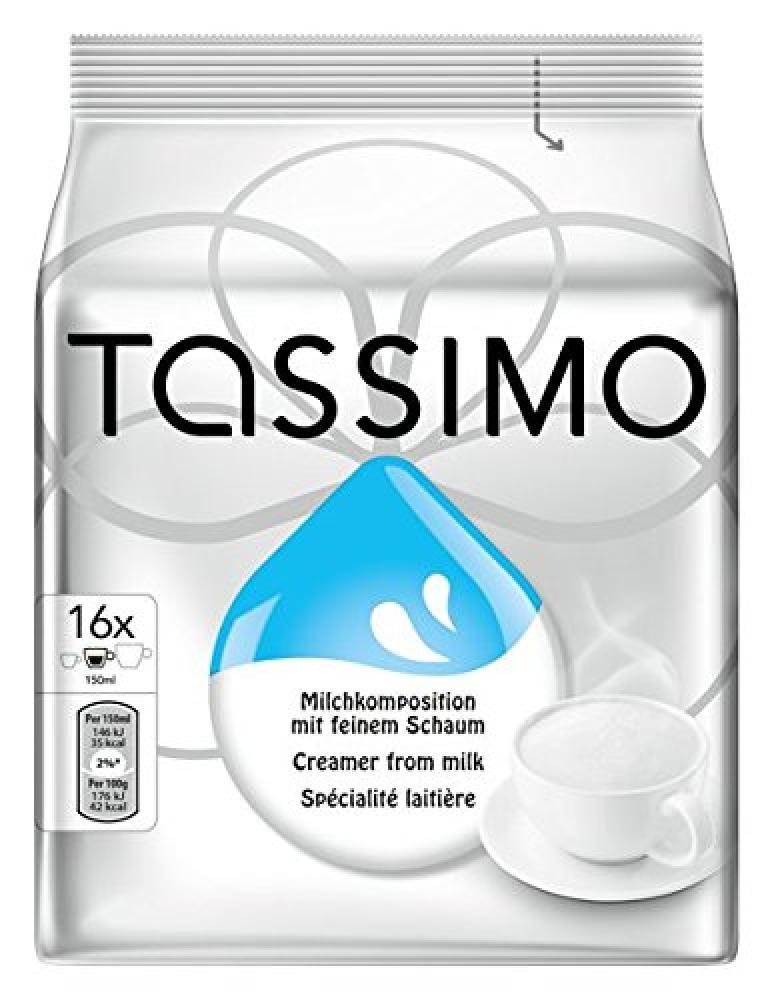 Tassimo Creamer From Milk 16 Discs