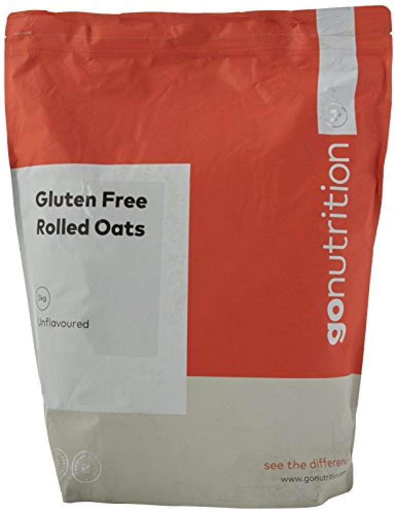 GoNutrition Gluten Free Rolled Oats 5kg