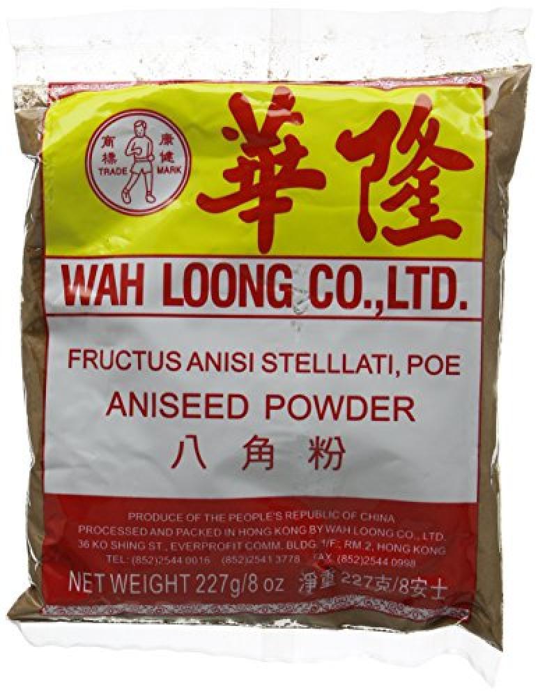 Wah Loong Co Aniseed Powder 227g