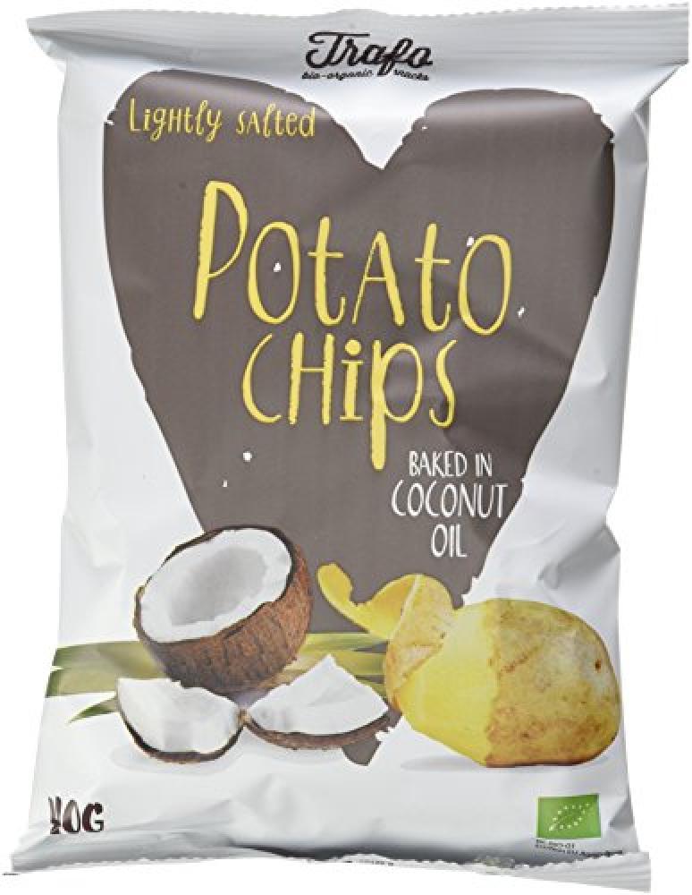 Trafo Coconut Oil Baked Crisps 100 g