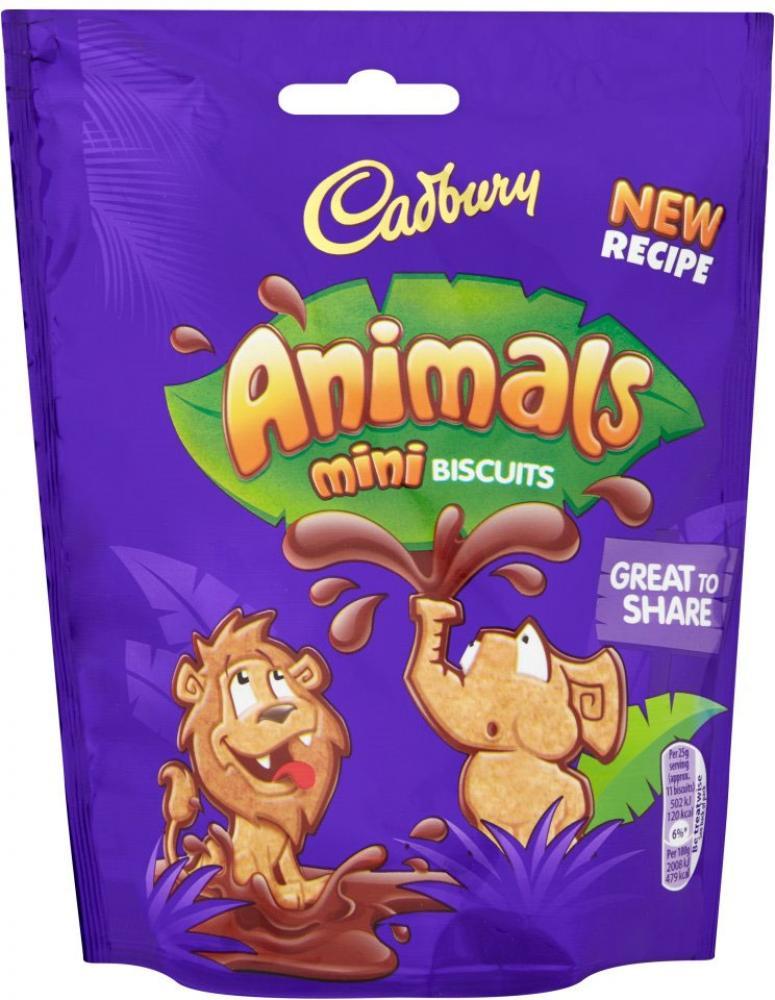 Cadbury Mini Animals 125g