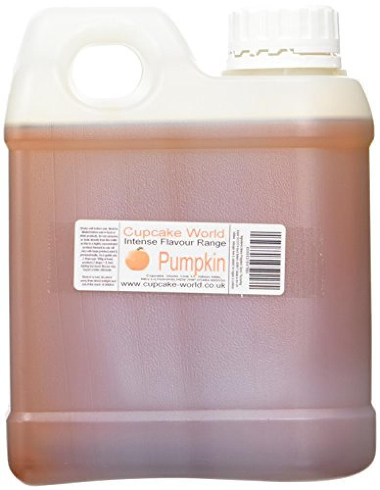 Cupcake World Pumpkin Intense Food Flavouring 1000 ml