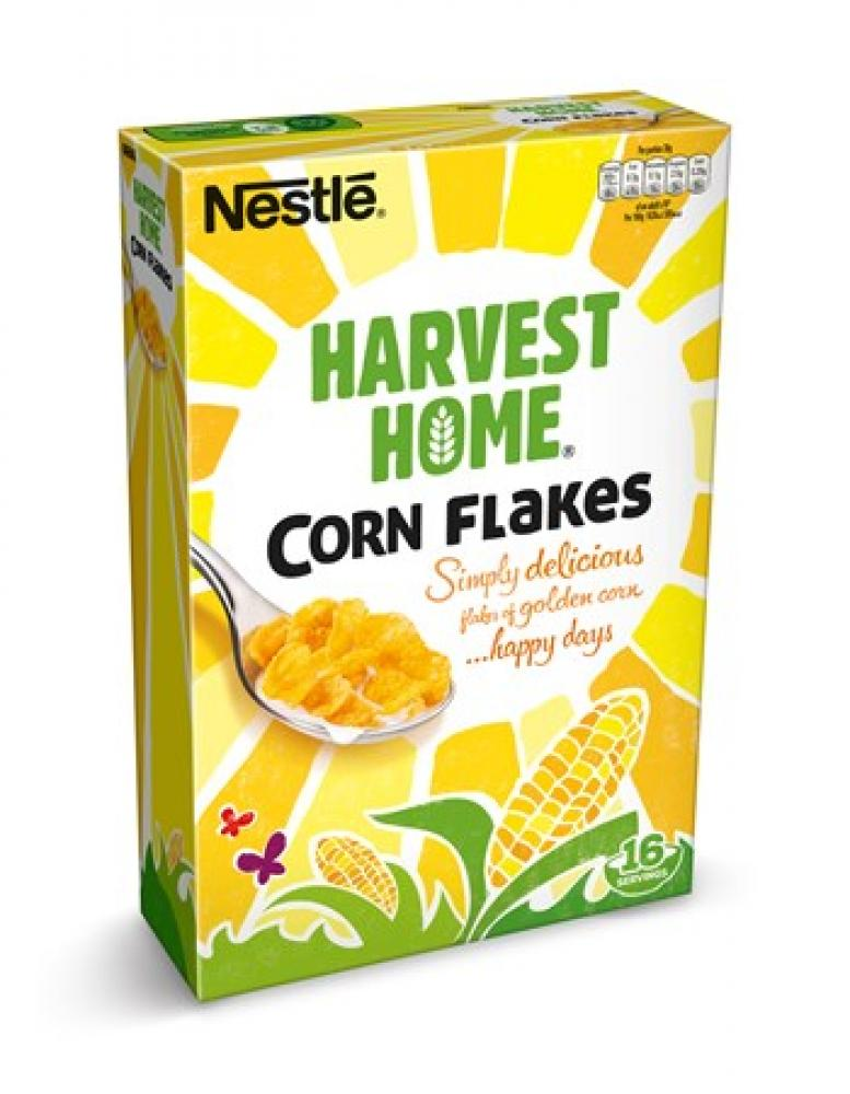 FURTHER REDUCTION  Nestle Harvest Home Corn Flakes 500g