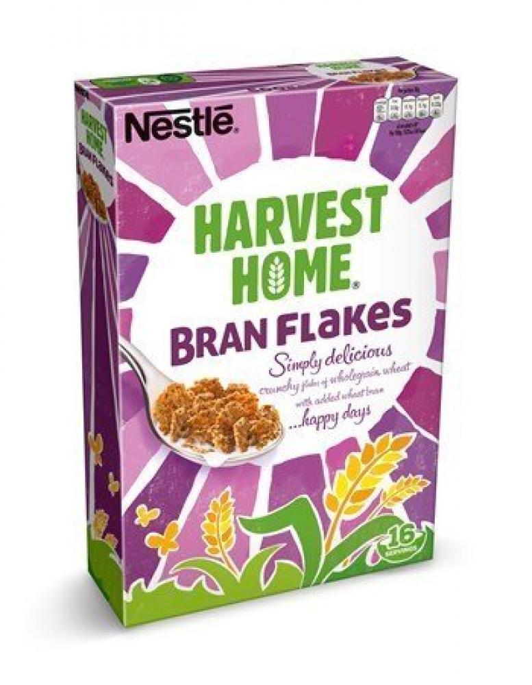 Nestle Harvest Home Bran Flakes 500g