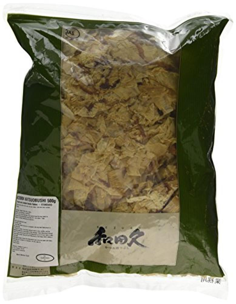Kezuri Katsuobushi Dried Bonito Flakes 500 g