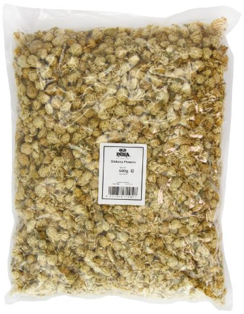 Old India Globasa Flowers 500g