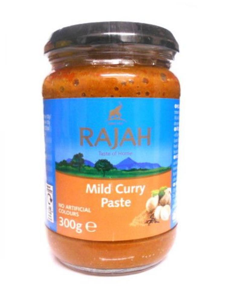 Rajah Mild Curry Paste 300g