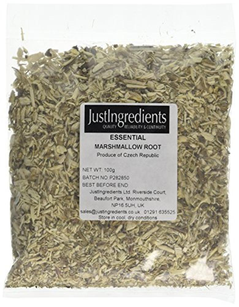 JustIngredients Essential Marshmallow Root 100 g