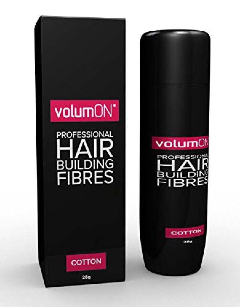 Volumon Professional Hair Building Fibres- Hair Loss Concealer 28g