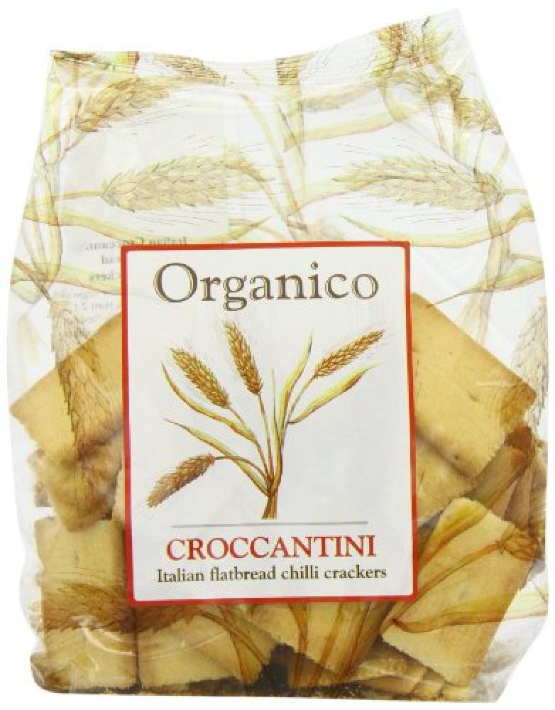 Organico Croccantini Crackers 150g