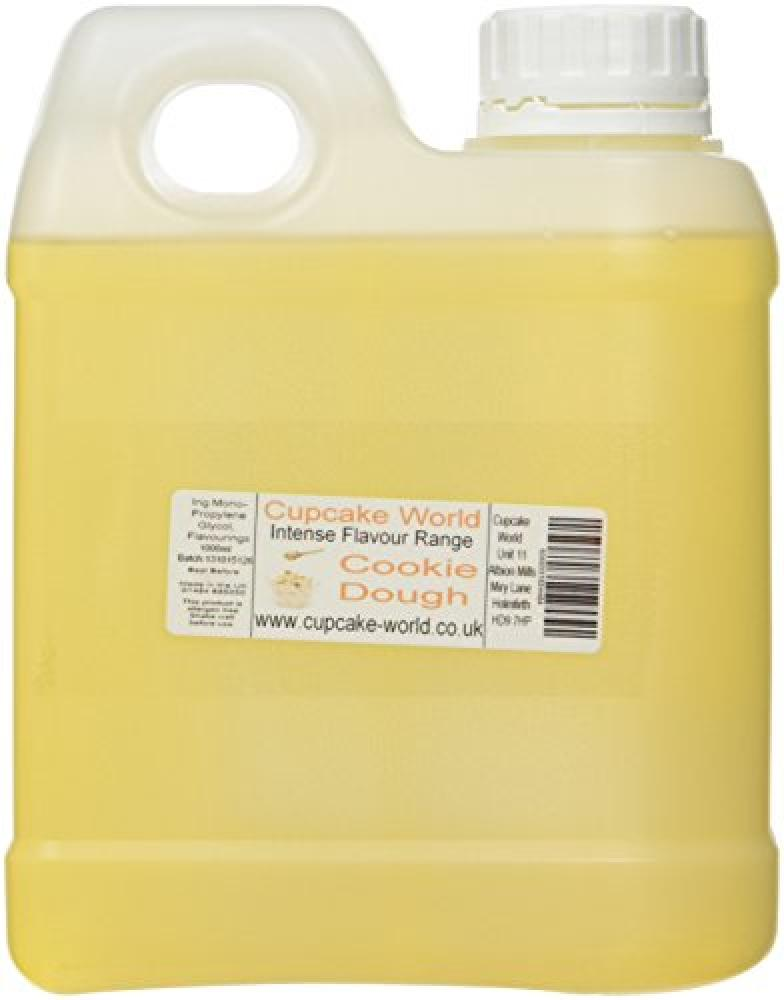 Cupcake World Cookie Dough Intense Food Flavouring 1000 ml
